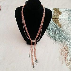 Necklace layered NAKAMOL